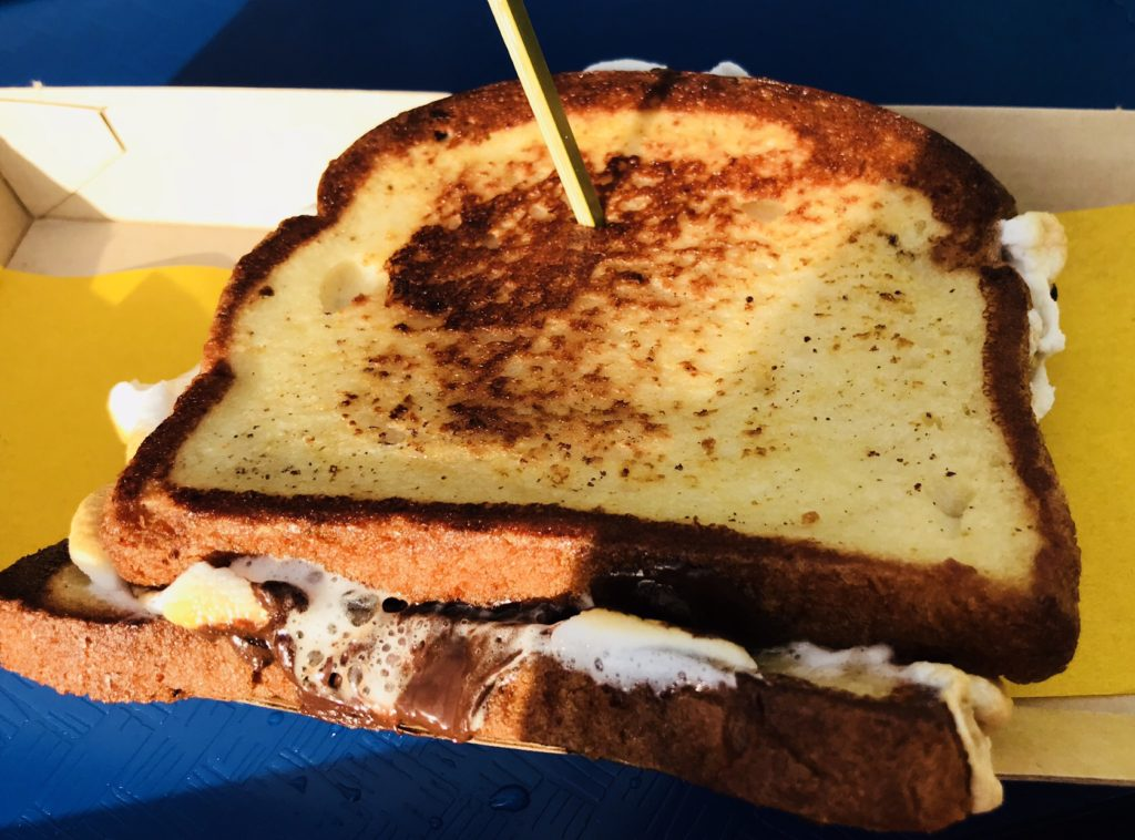 Smores French Toast Sandwich