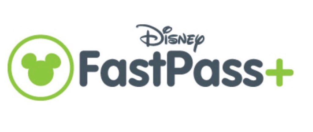 Fast Pass + Logo