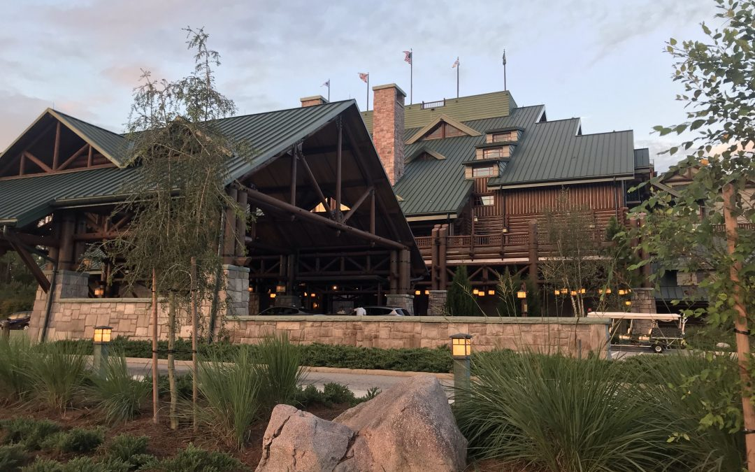 Wilderness Lodge and Copper Creek Cabins