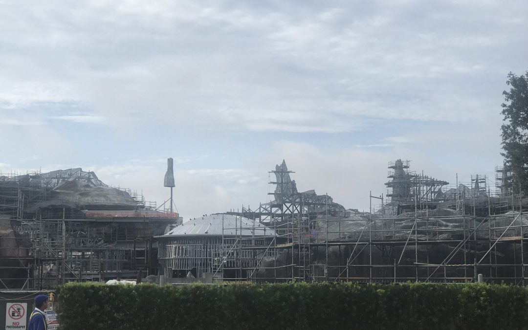 New at Disney World in 2019