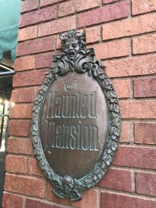 The Haunted Mansion Disney World