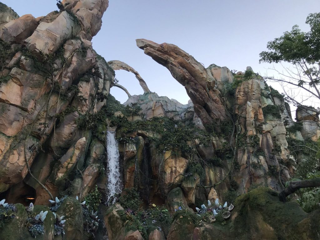 Flight of Passage Pandora Animal Kingdom