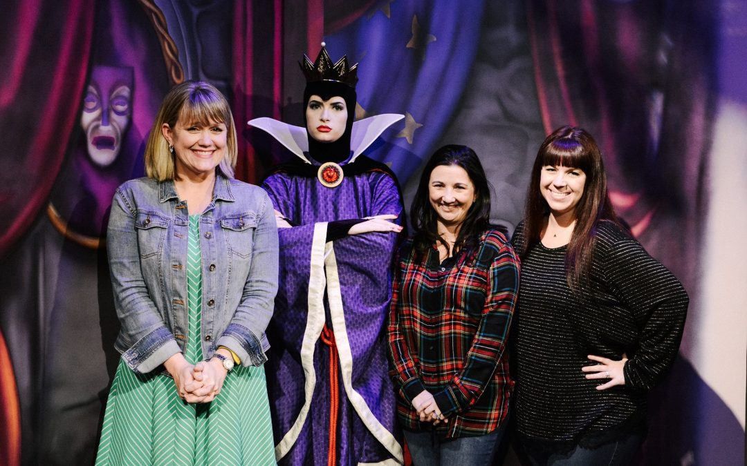 Storybook Dining with Snow White & the Evil Queen