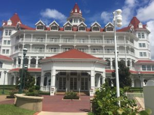 Grand Floridian outer building