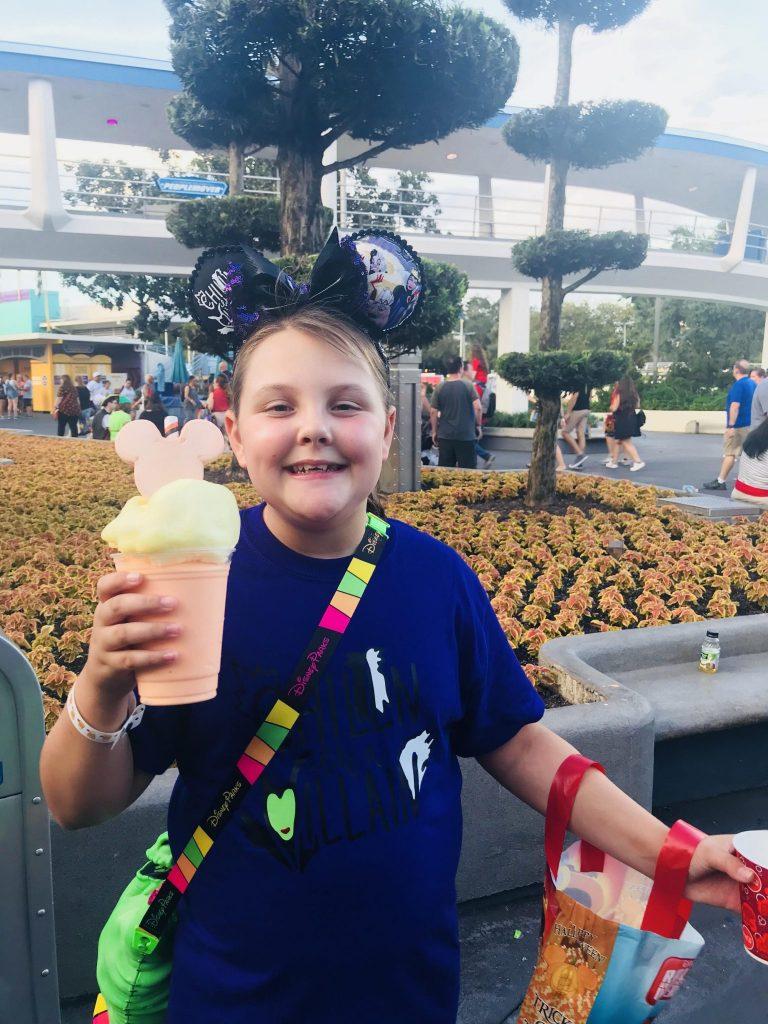 Disney World Halloween Themed Treats Boo Bash Mickey's Not So Scary Halloween Party