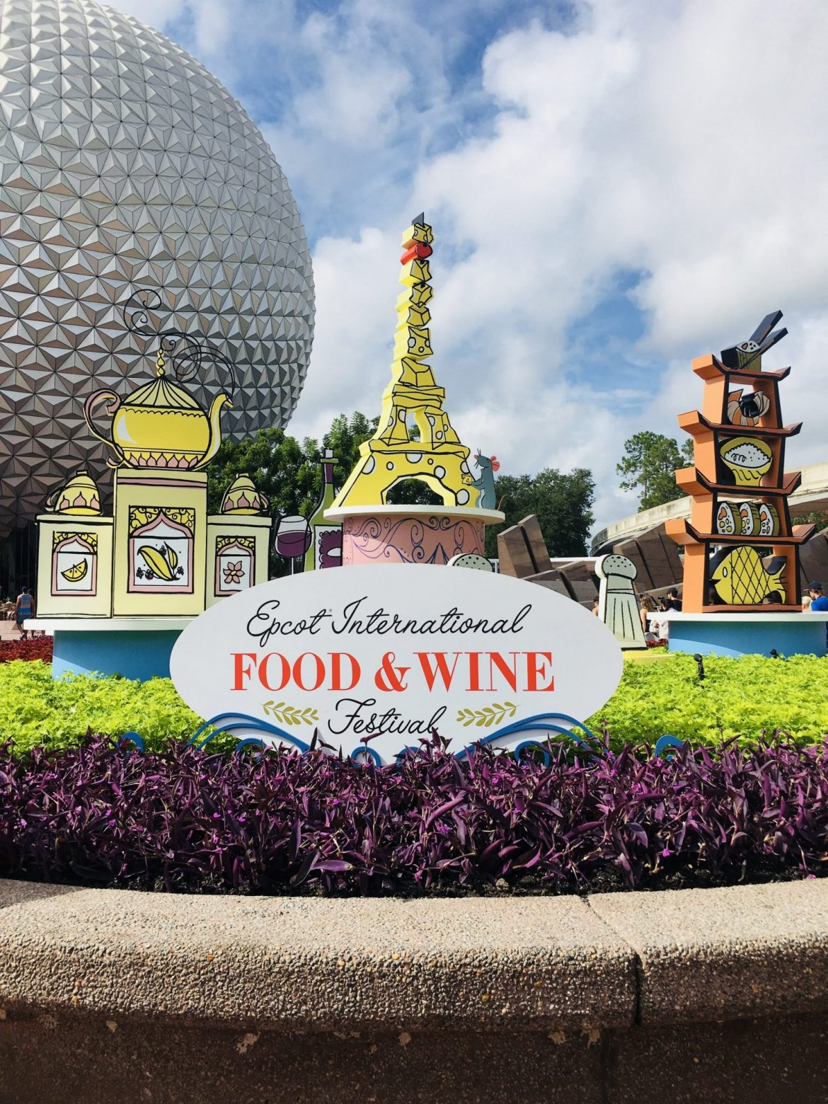 epcot food and wine festival planning