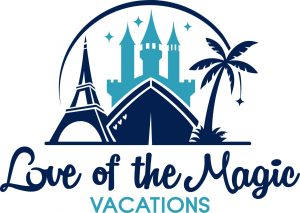 Love of the Magic Vacations Logo