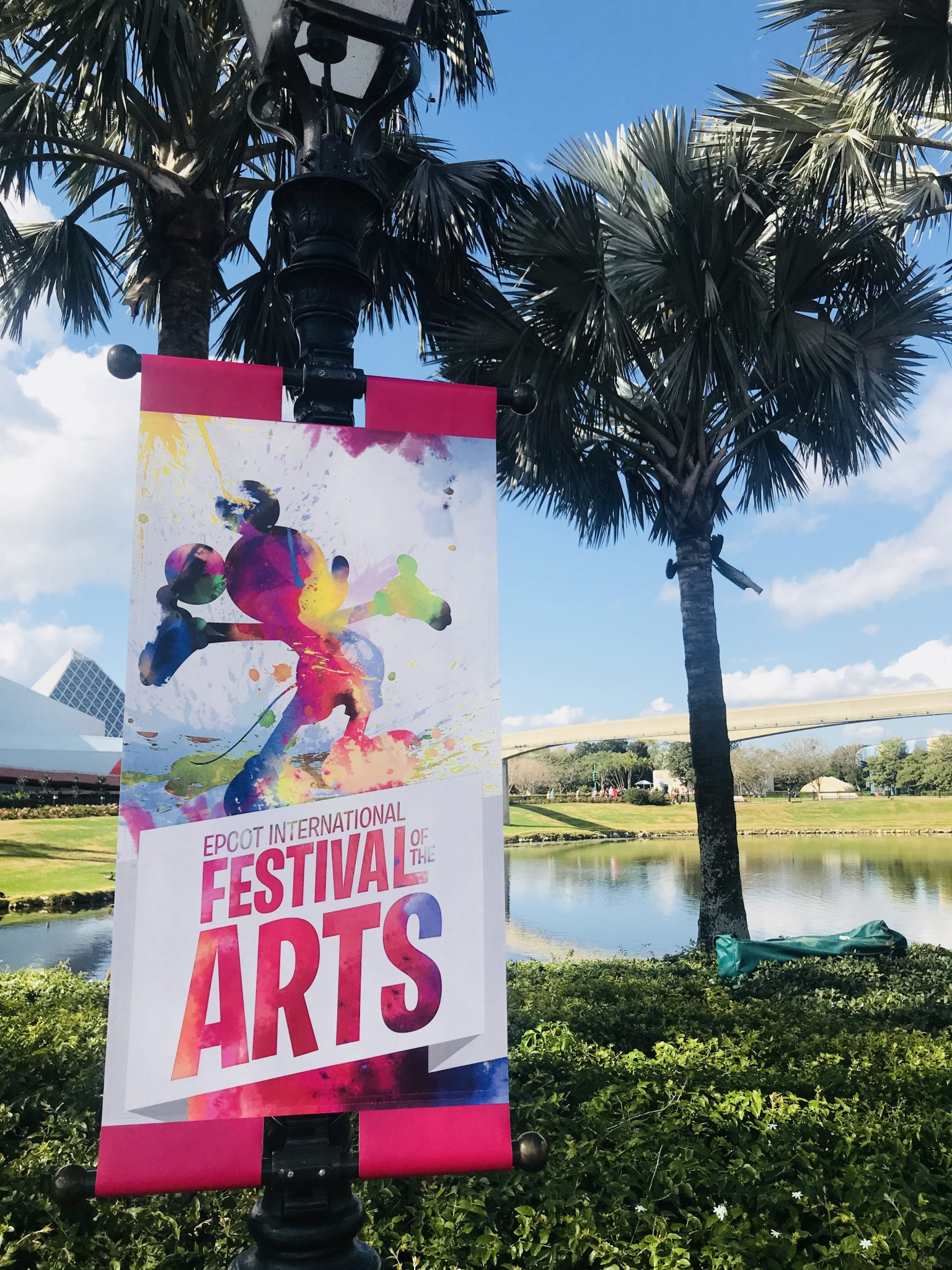 A Complete Guide To Epcot Festival Of The Arts 2020 Love Of The Magic