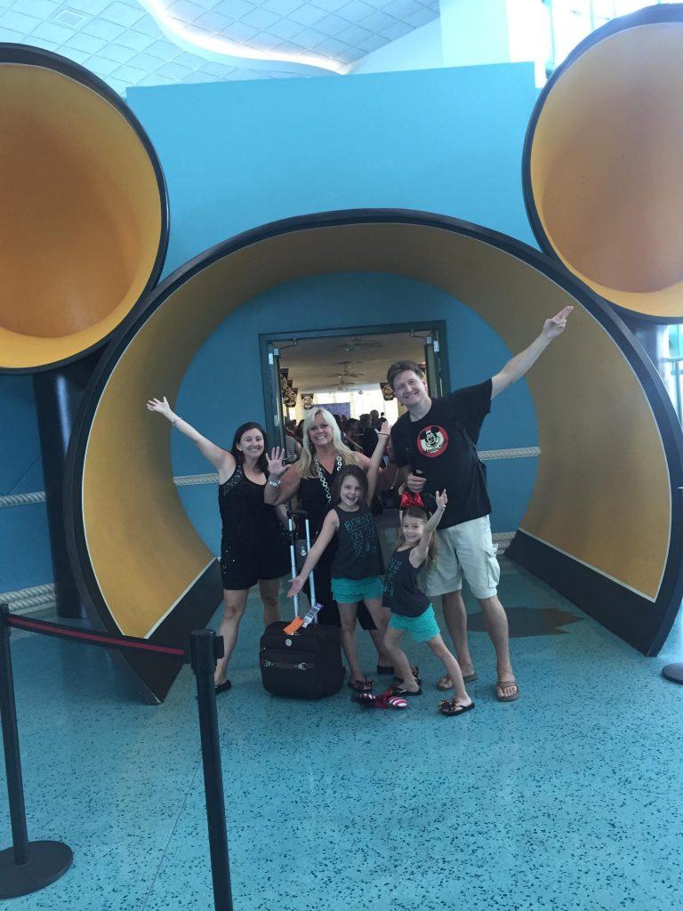 Disney Cruise Port