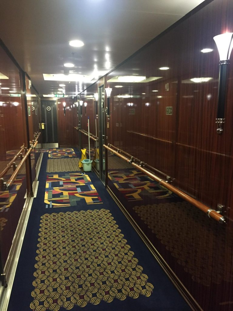 Concierge floor on the Disney Fantasy Cruise