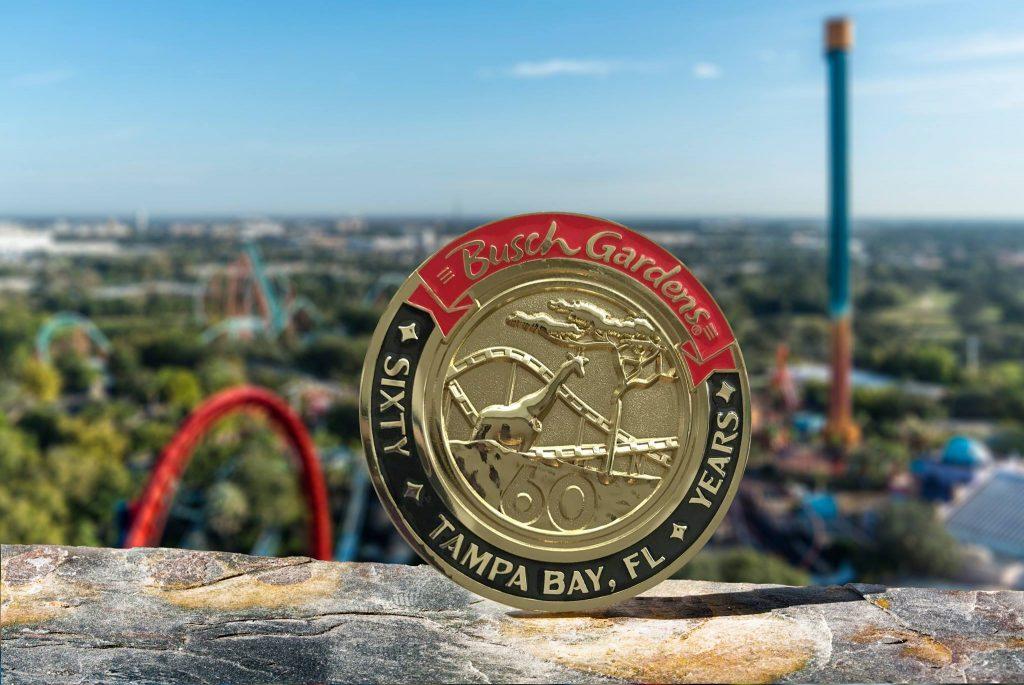 Busch Gardens Tampa Bay Pin Trading