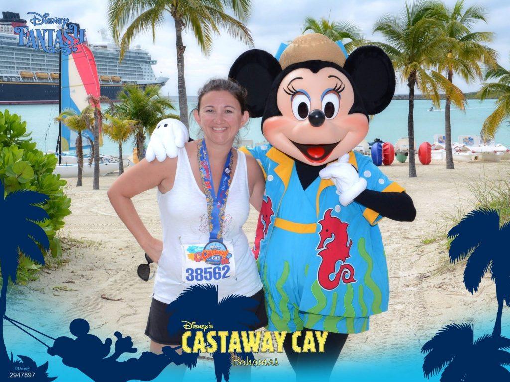 Castaway Cay 5k Run Disney race