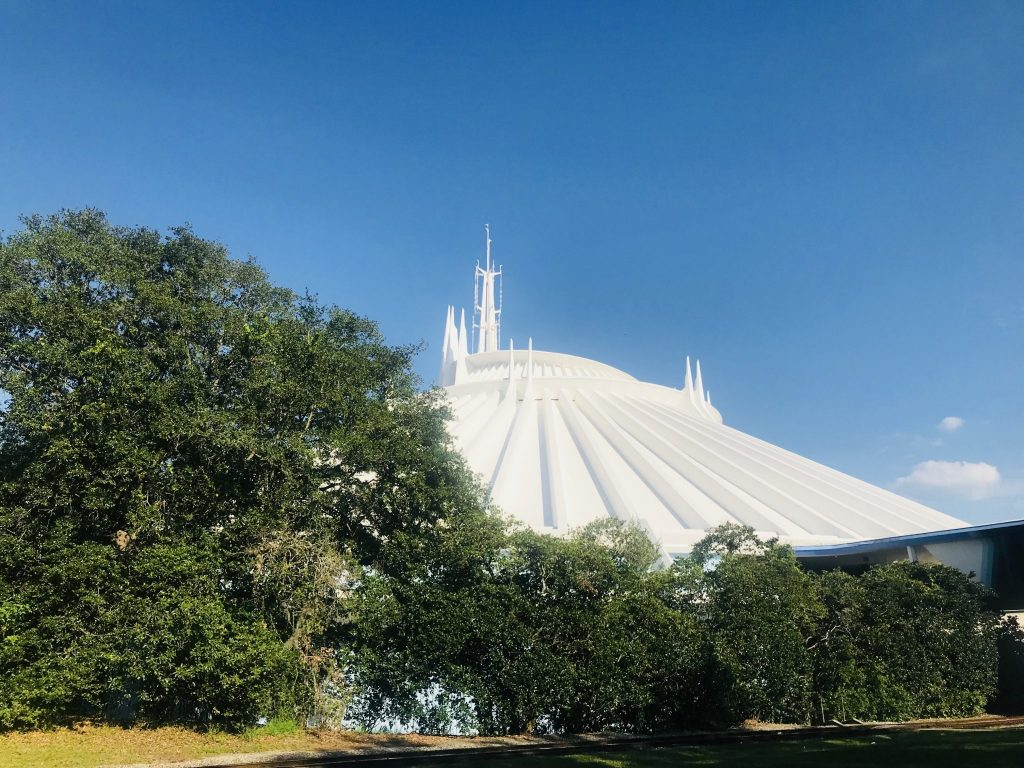 Space Mountain at Magic Kingdom - Touring Plan
