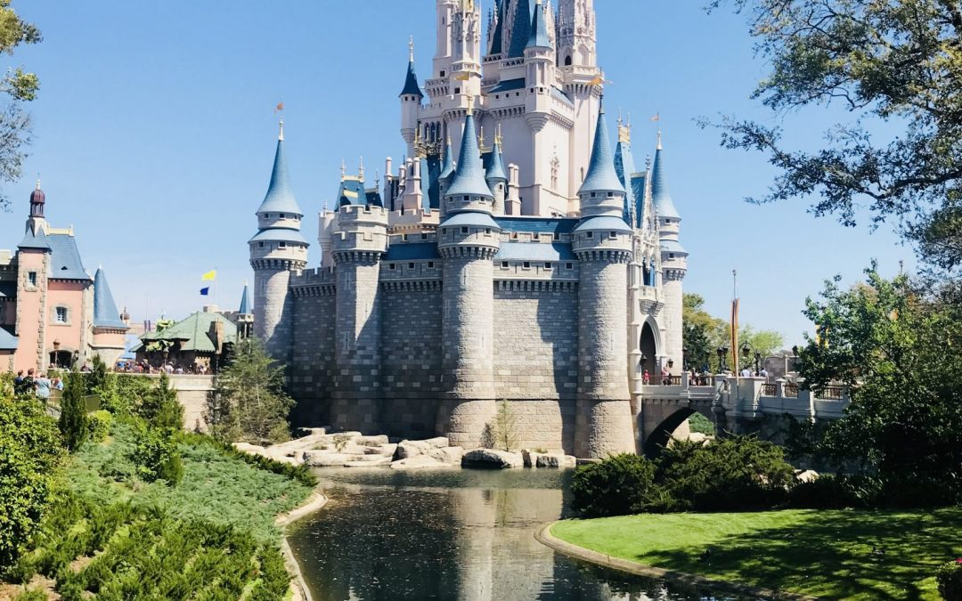 How to see Magic Kingdom with a Touring Plan