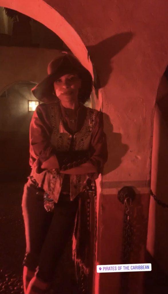 Disney's Villains After Hours at Magic Kingdom Pirates of the Caribbean live actors