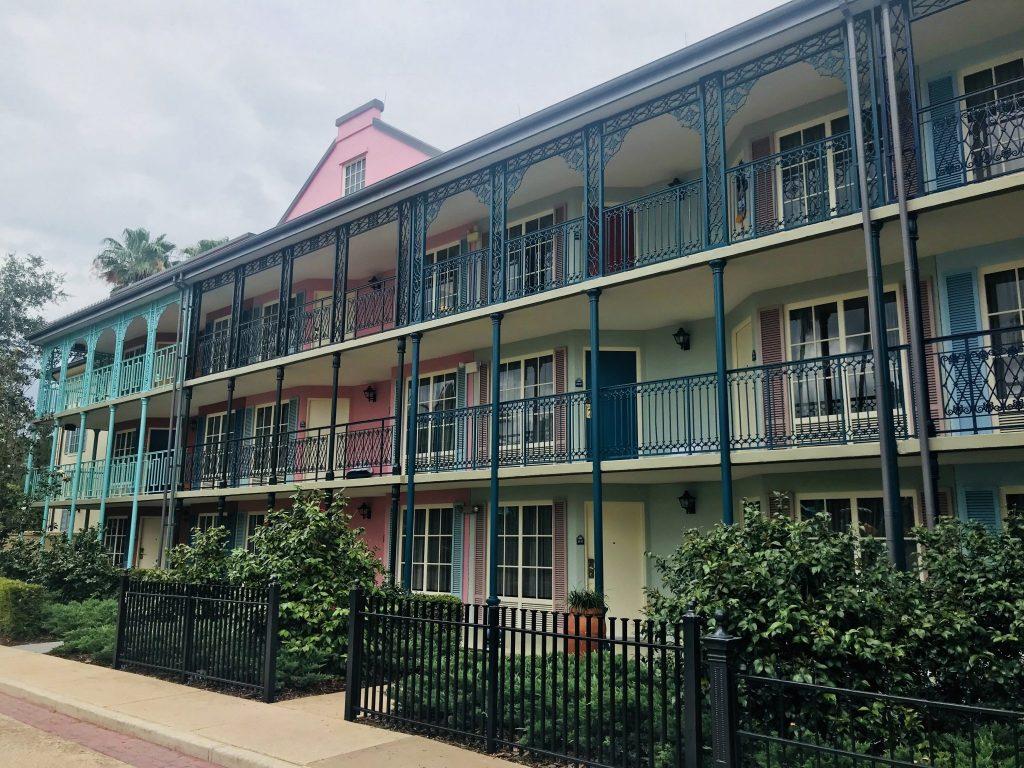 Disneys Port Orleans Resort French Quarter