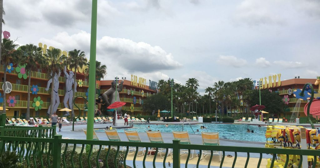 Disney's Pop Cenutry Resort Pool
