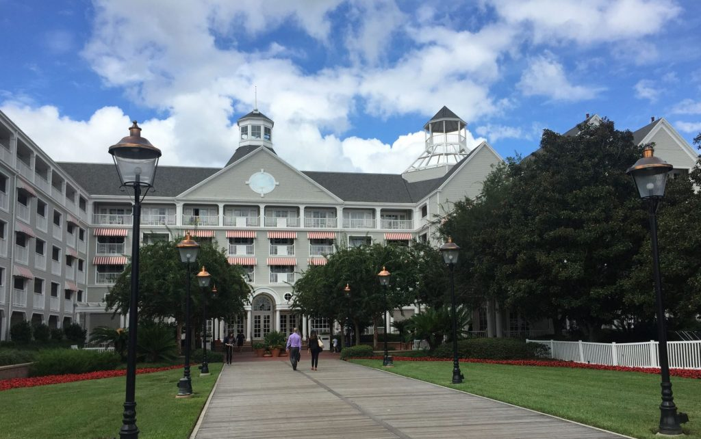 Disney's Yacht Club Reosrt at Walt Disney World