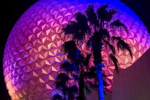 Epcot Disney World Orlando Spaceship Earth