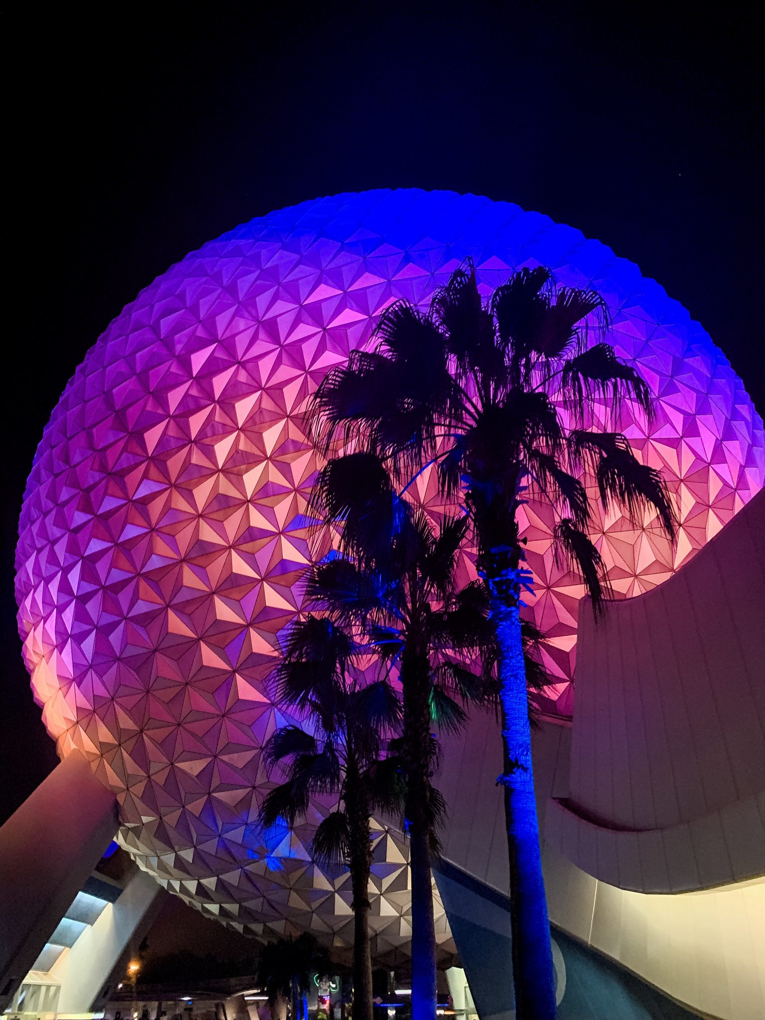 Spaceship Earth at Disney's Epcot