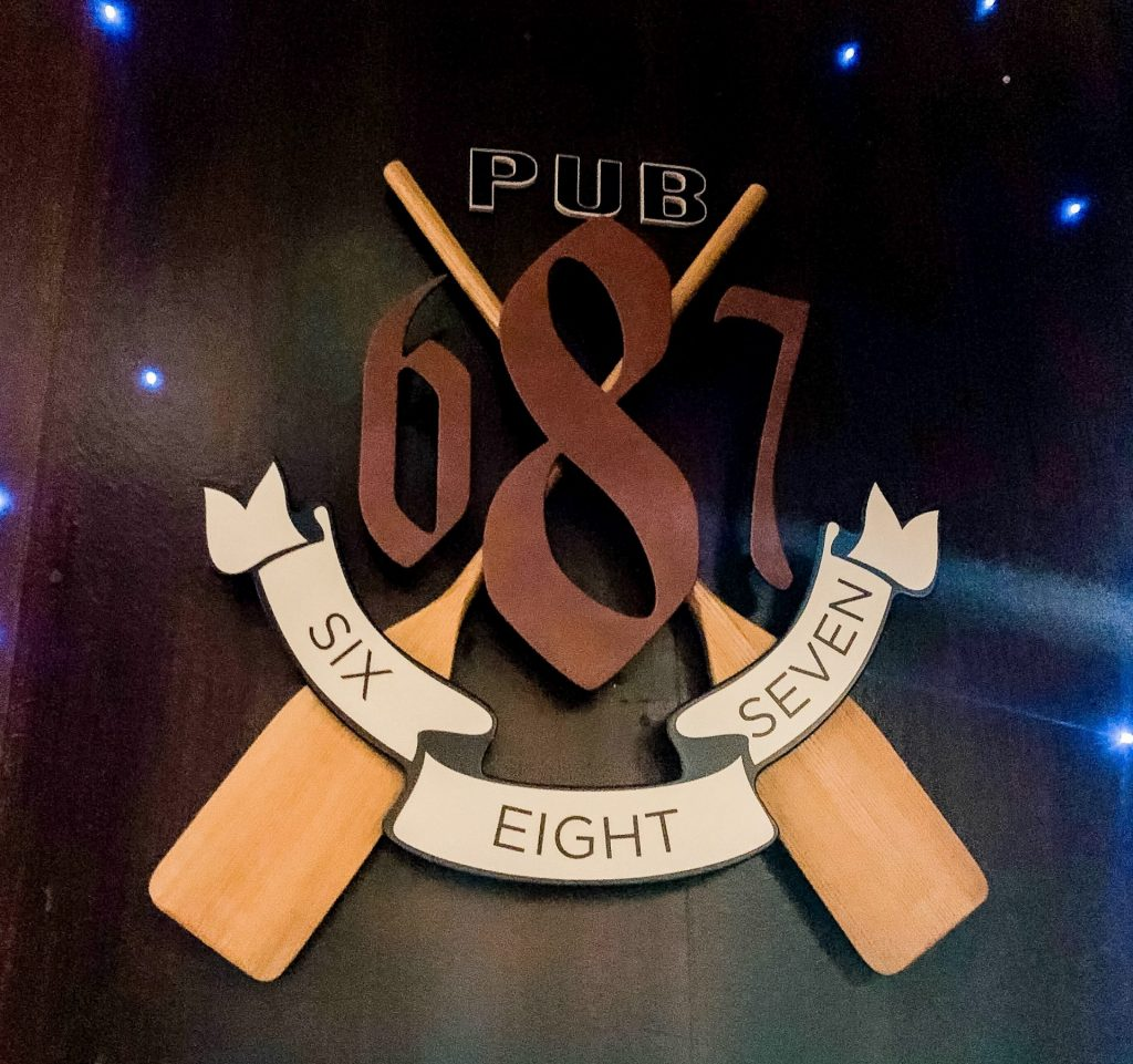 Pub 687 on Disney Cruise Line