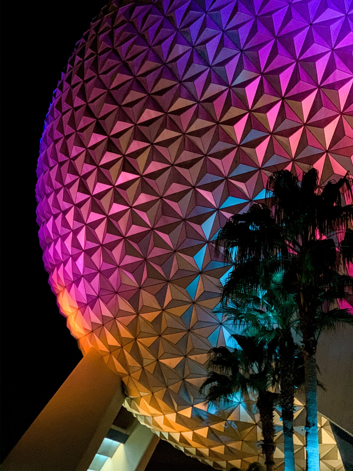 Epcot Spaceahip Earth