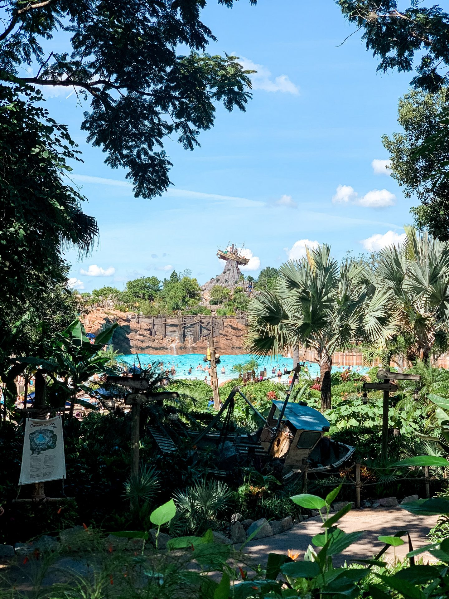 Typhoon Lagoon Disney's water park