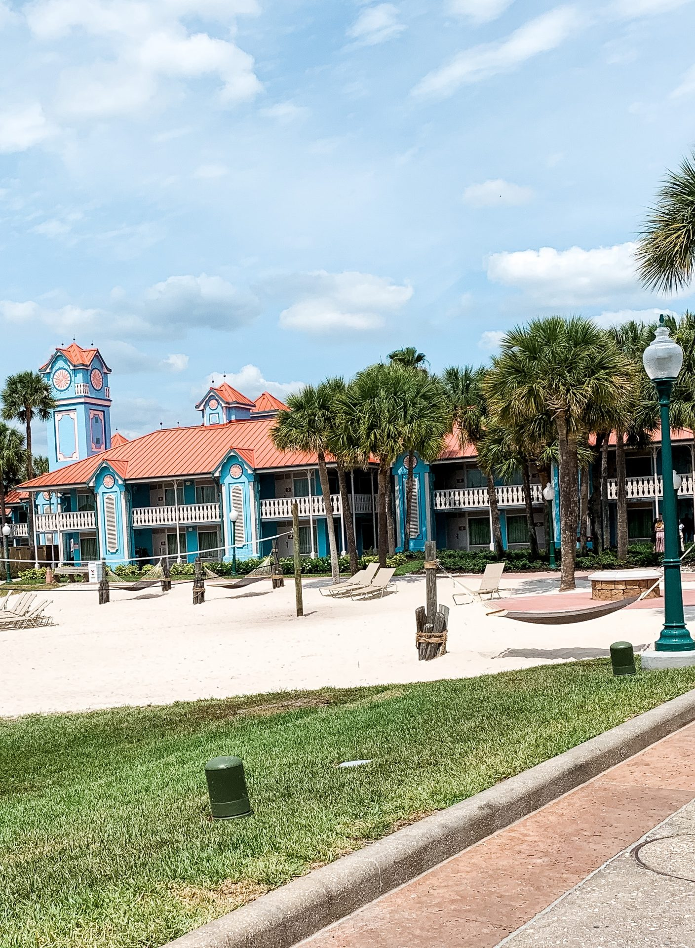 DIsneys Caribbean Beach Resort a moderate resort