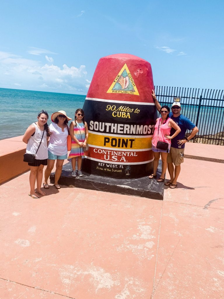 Southern Most Point icon Key West Florida