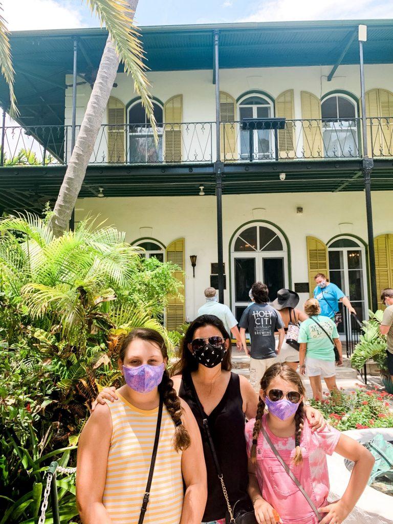 Ernest Hemmingway House in Key West