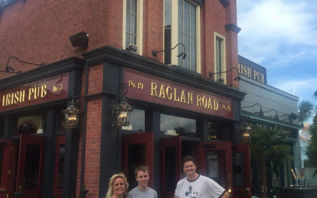 Raglan Road Irish Pub- Why It's One of My Favorite Meals at Disney Springs