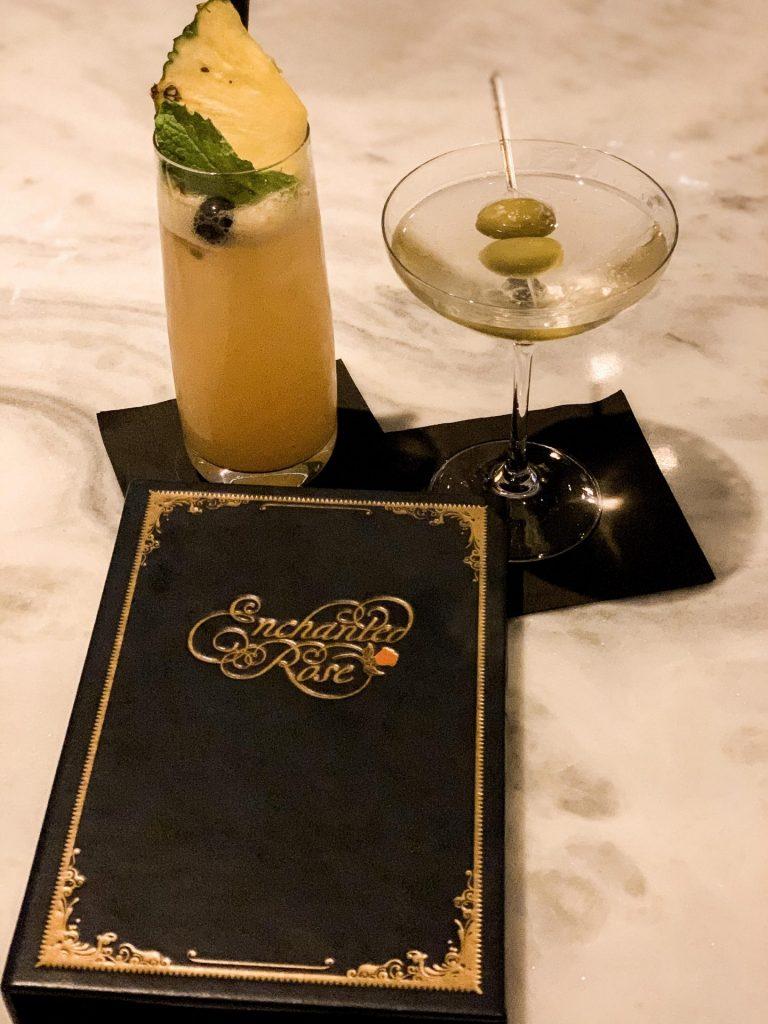 Enchanted Rose Lounge at Disney's Grand Floridian Resort