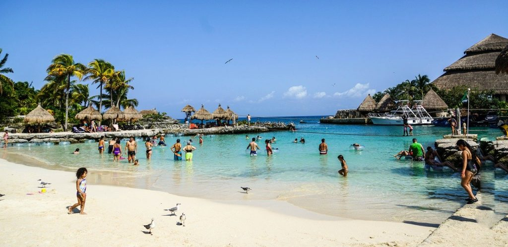 xcaret Mexico all inclusive family vacation