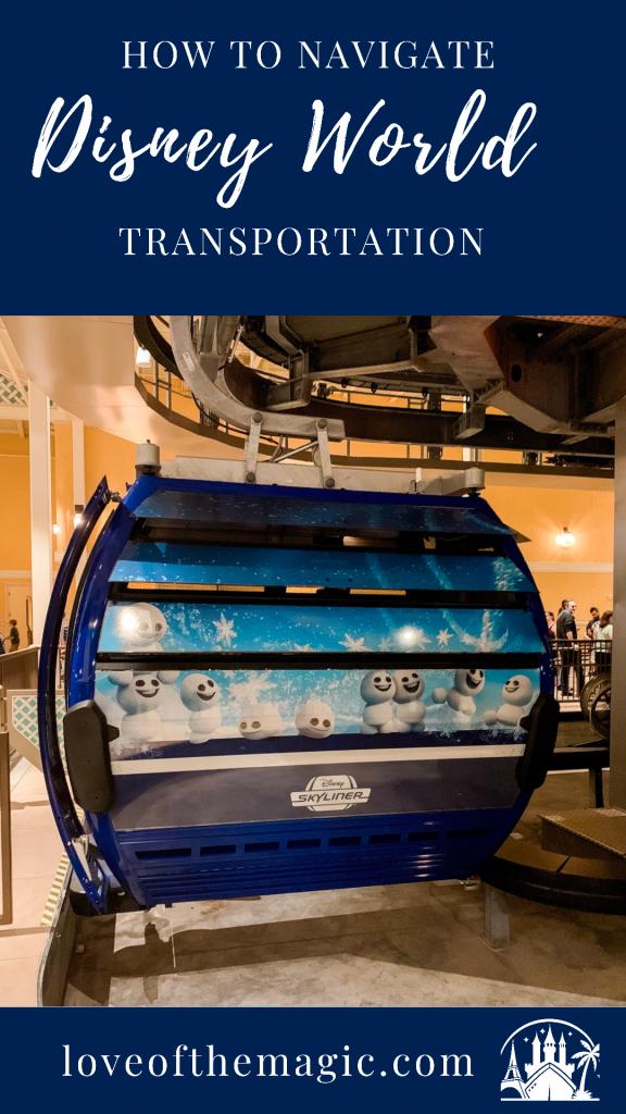 Pin How to Navigate Disney World Transporatation