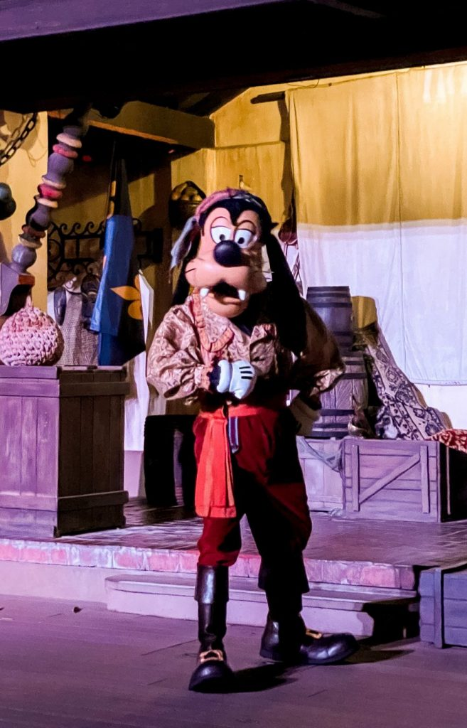 Pirate Goofy After Hours Boo Bash