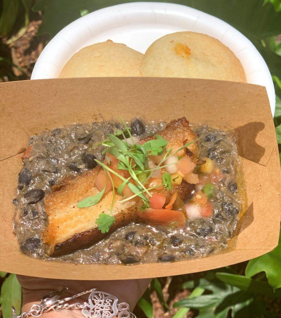 Crispy Pork Belly Epcot International Food & Wine Festival